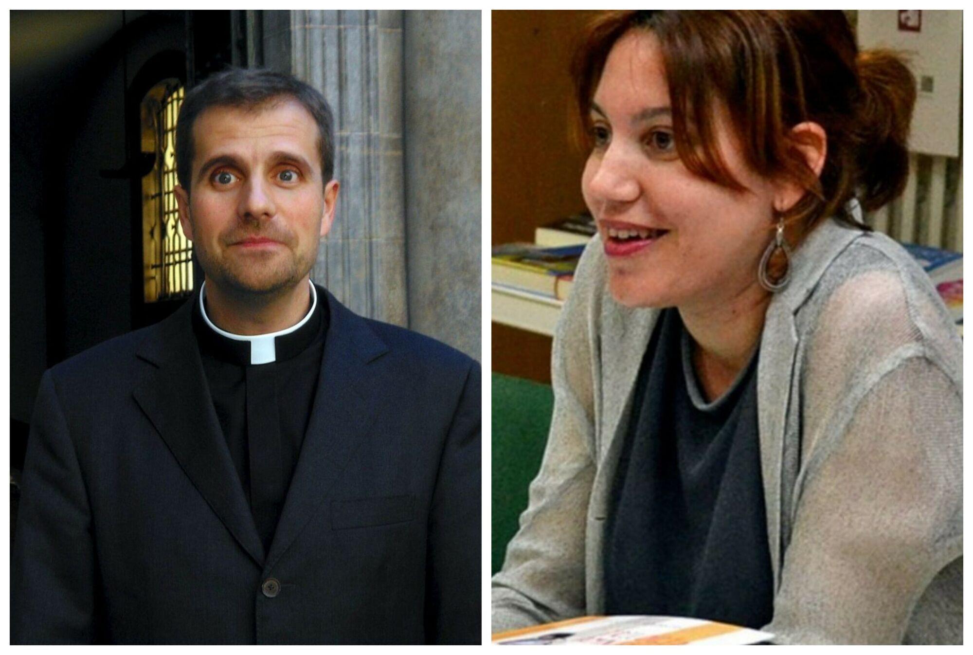 Єпископ Ксав'є Новел закохався в письменницю-сатаністку Сільвію Кабальол