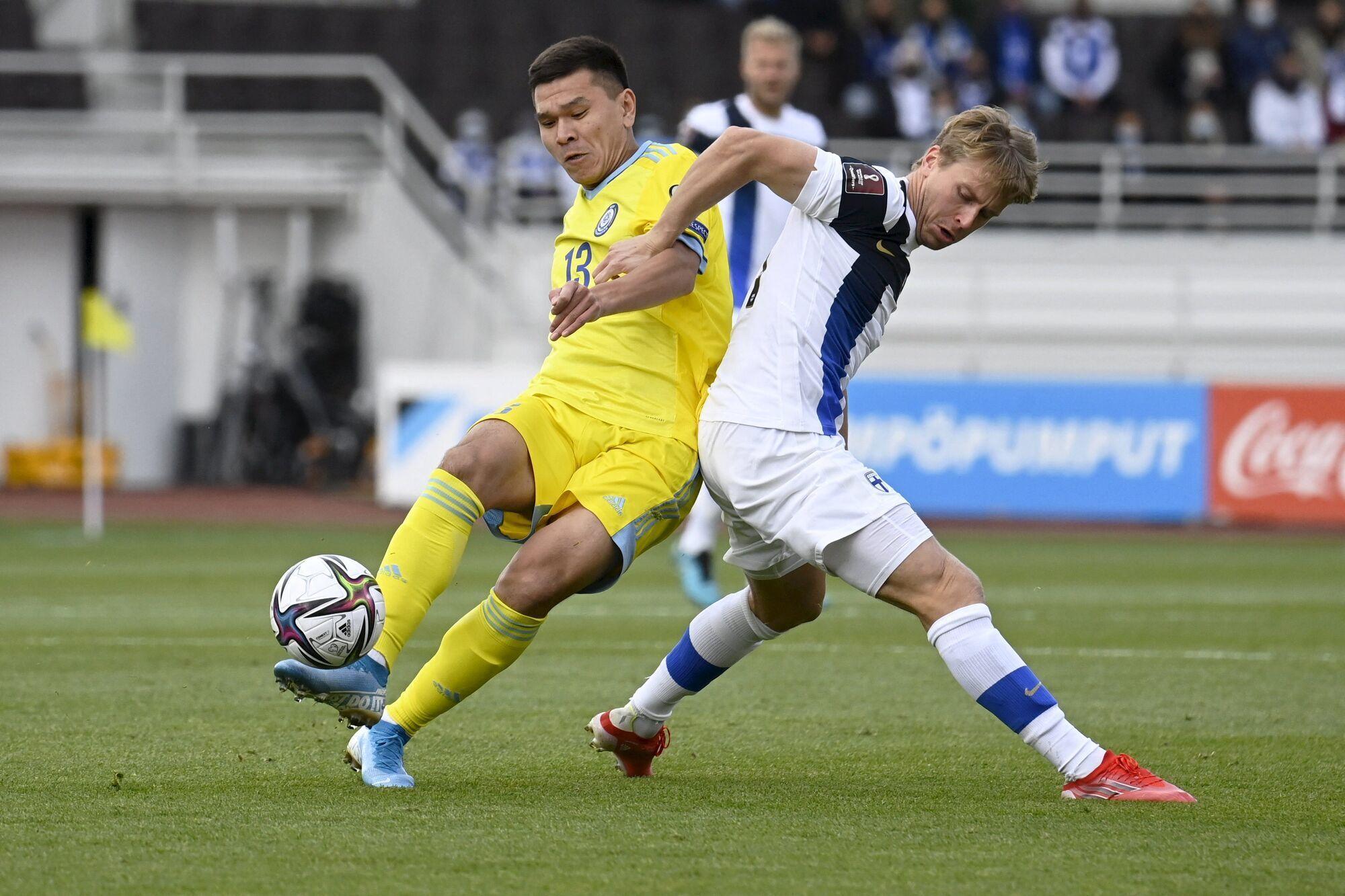 Казахстан сыграл вничью с Боснией и Герцеговиной