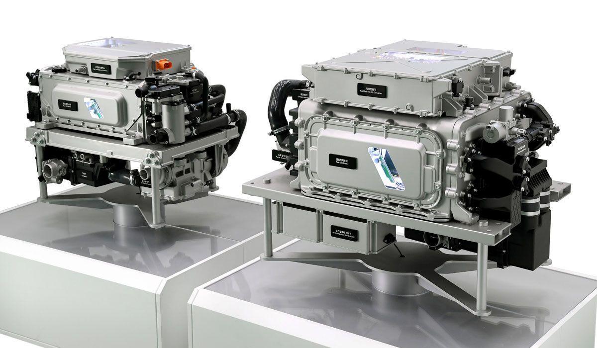 Новое поколение компактных систем Fuel Cell мощностью 100 и 200 кВт