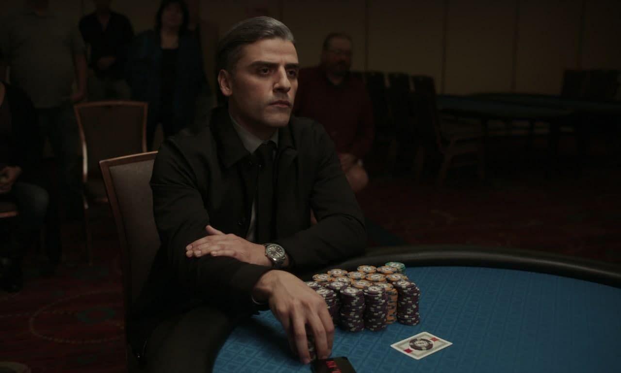 В центре повествования – профессиональный игрок в покер