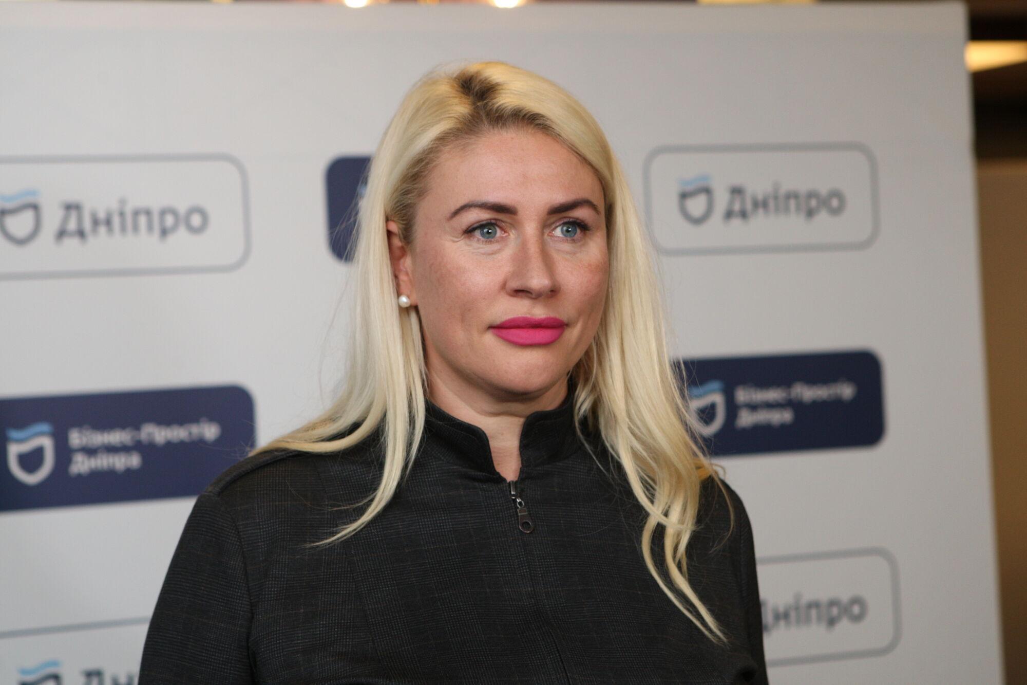 Советник городского главы Елизавета Буртовая