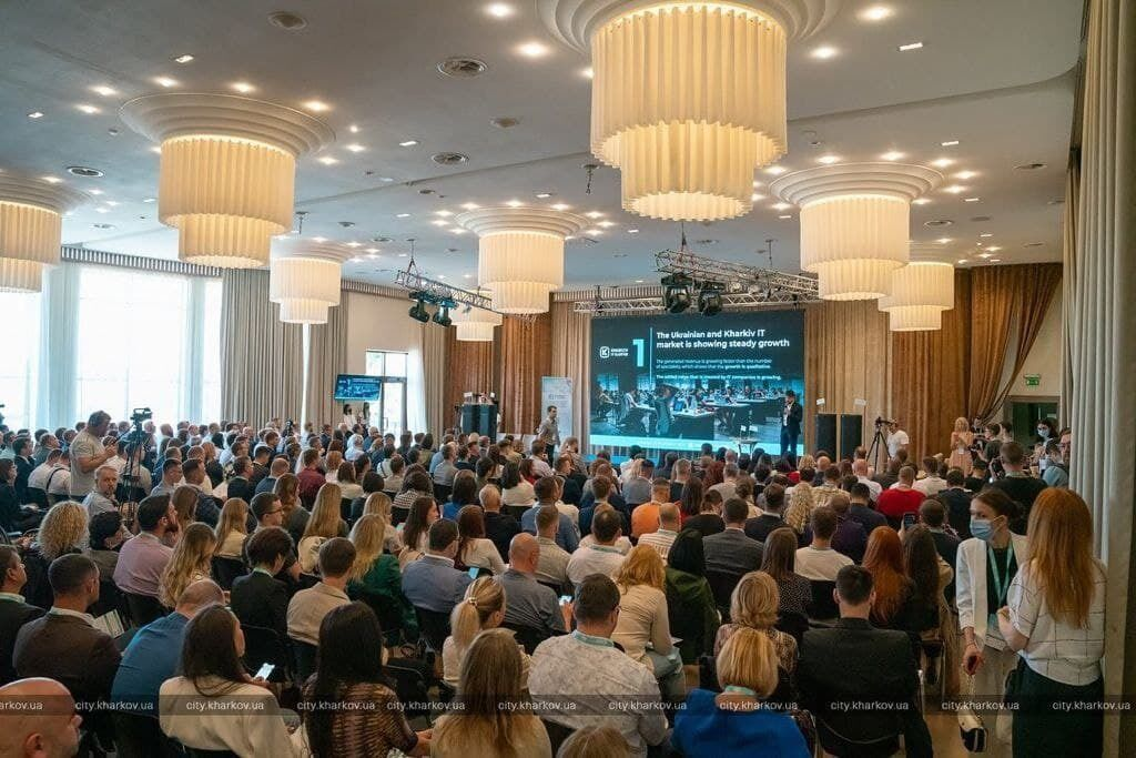 Харків вийшов на рівень провідного ІТ-майданчика в Східній Європі
