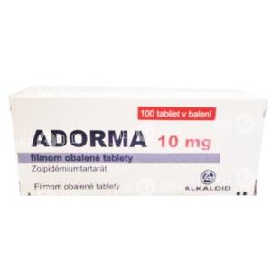 Адорма