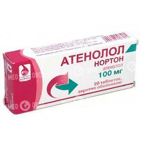 Атенолол-Нортон