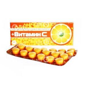 Витамин С-Астрафарм