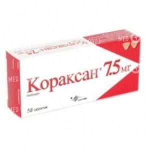 Кораксан 7,5 Мг