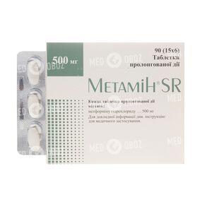 Метамин SR