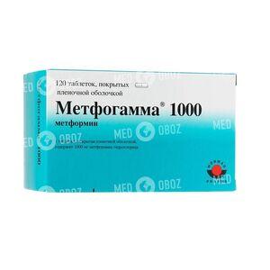 Метфогамма 1000