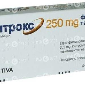 Азитрокс 250