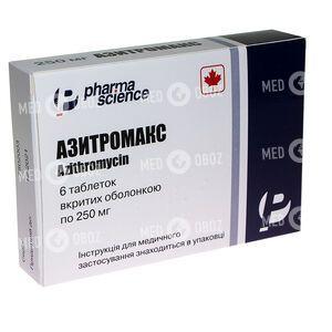 Азитромакс