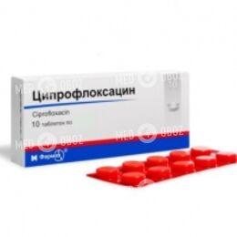 Ципрофлоксацин-Кредофарм