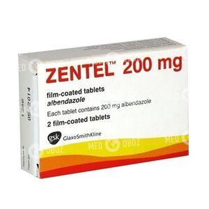 Зентел