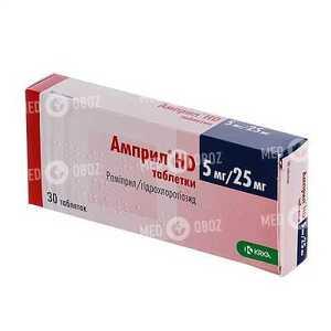 Амприл HD