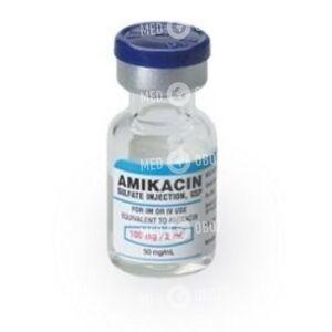 Амикацин-Кредофарм