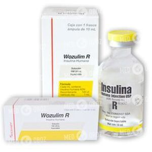 Восулин-Р