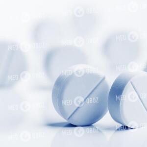 Фамотидин 10 Медика