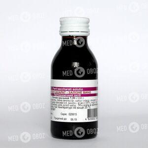 Железа Сахарат-Железное Вино
