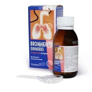 Бромгексин Гриндекс