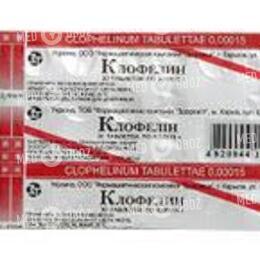 Клофелин-Здоровье