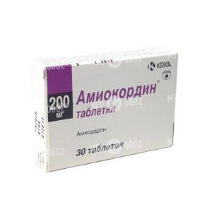 Амиокордин