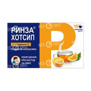 Ринза Хотсип с Витамином С со Вкусом Апельсина
