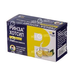 Ринза Хотсип с Витамином С со Вкусом Лимона