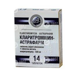 Кларитромицин-Астрафарм