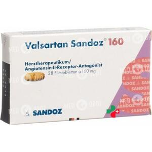 Валсартан Сандоз