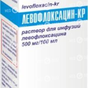 Левофлоксацин-Кр