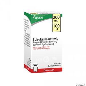 Эпирубицин-Виста