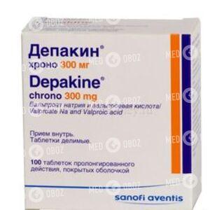 Депакин Хроно 300 мг