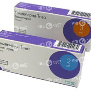 Глимепирид-Тева