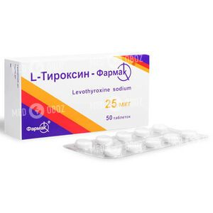L-Тироксин-Фармак
