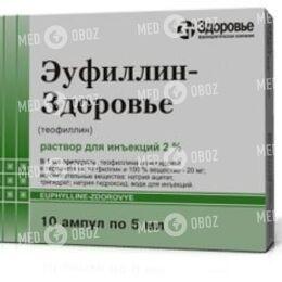 Эуфиллин-Здоровье