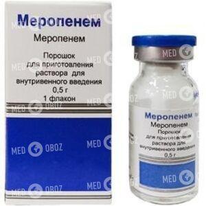 Меропенем-Фармекс