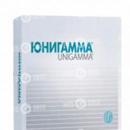 Юнигамма