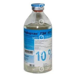 Гек-Инфузия 10%