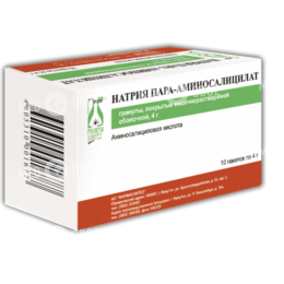 Натрия Пара-Аминосалицилат