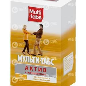 Мульти-Табс Женьшень