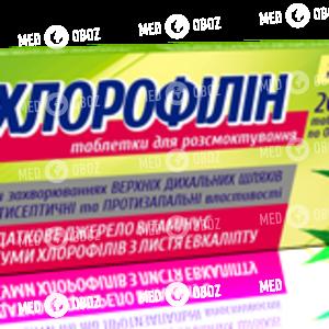 Хлорофиллин