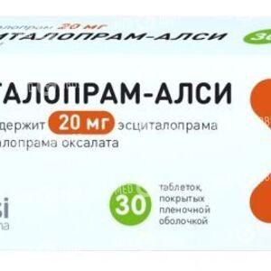 Эсциталопрам-АЛСИ