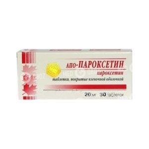 Апо-Пароксетин