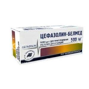 Цефазолин-Белмед
