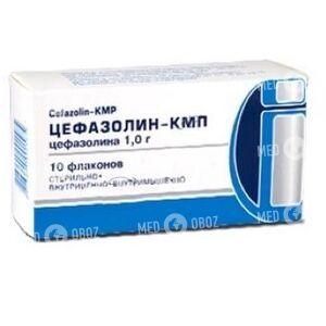 Цефазолин-КМП