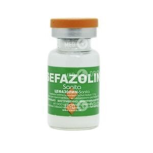Цефазолин-SANITA