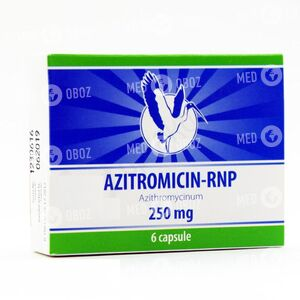 Азитромицин-RNP