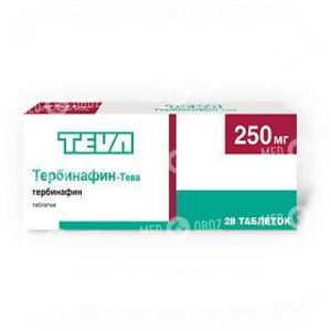 Тербинафин-Тева