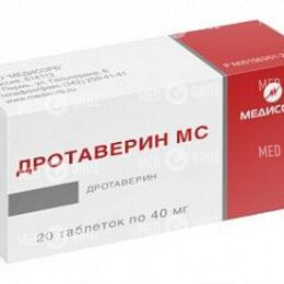 Дротаверин МС