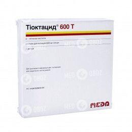 Тиоктацид 100 Т