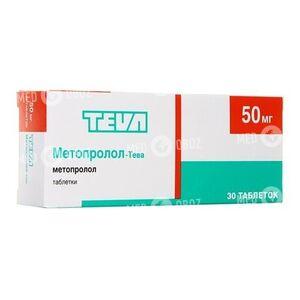 Метопролол-Тева